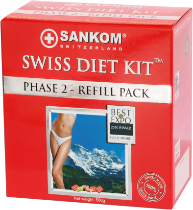 SWISS DIET KIT Pha II